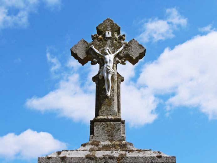 Cross Jesus Inri   photo on Pixabay