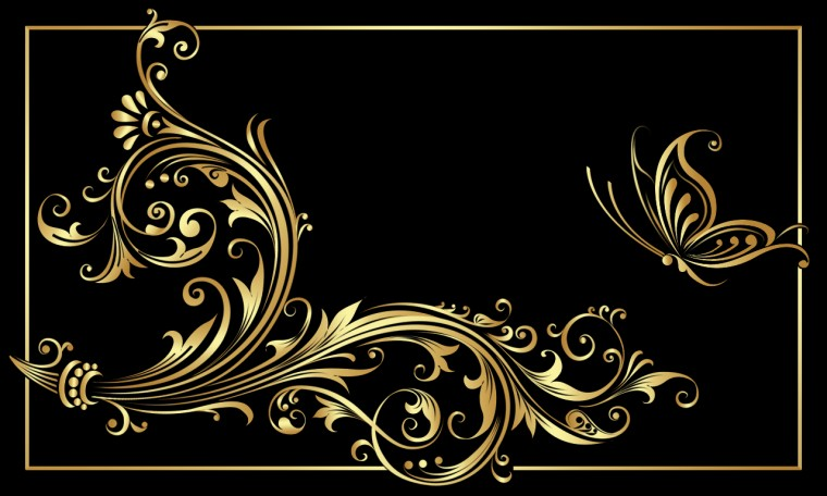 Discover black and gold powerpoint backgrounds with no watermark