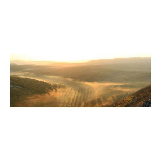 Nature Sunrise Panoramic Removable Wallpaper Mural Lowes Canada