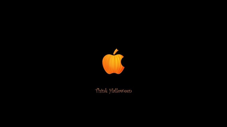 Apple and Halloween wallpaper download Apple and Halloween