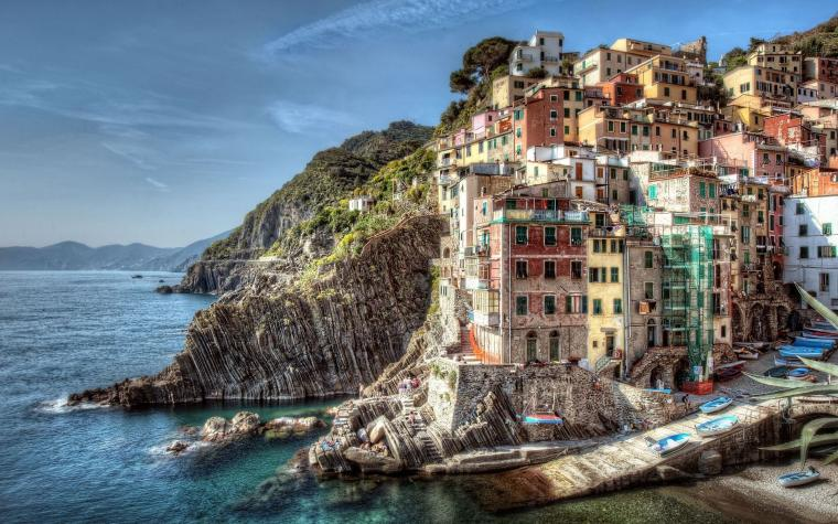 Riomaggiore Italy wallpapers and images   wallpapers