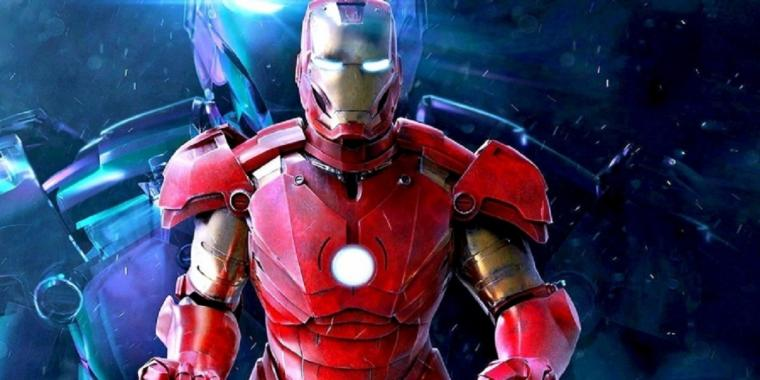 New Leaked Iron Man Endgame Images Reveal The Mark 85 Suit GEEKS