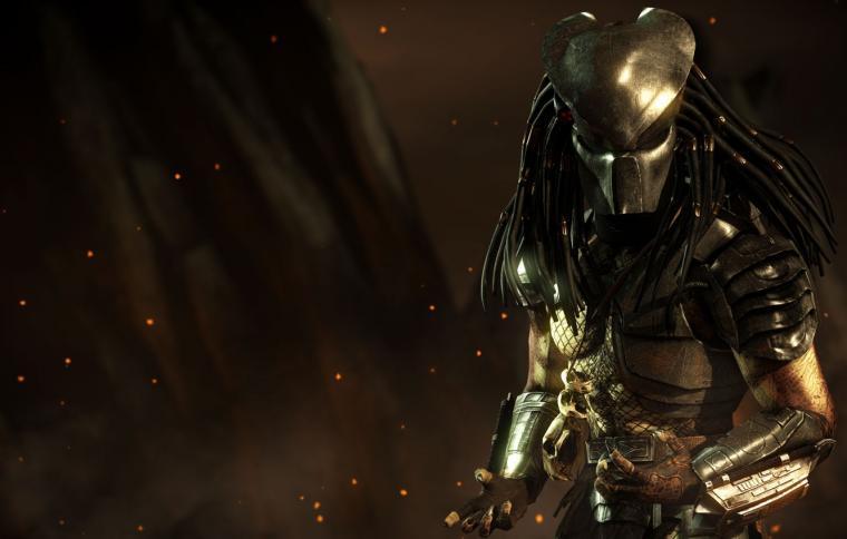 Wallpaper predator mask alien dreadlocks Predator DLC mask