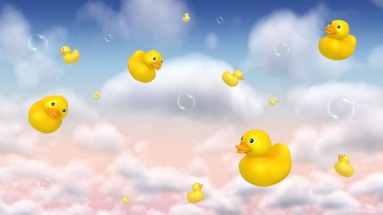 Rubber Duck Wallpaper 56 images