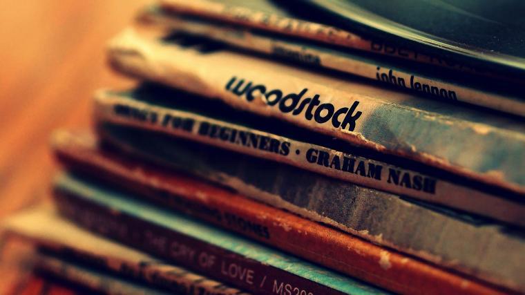 Music record vinyl woodstock wallpaper 2560x1440 10441