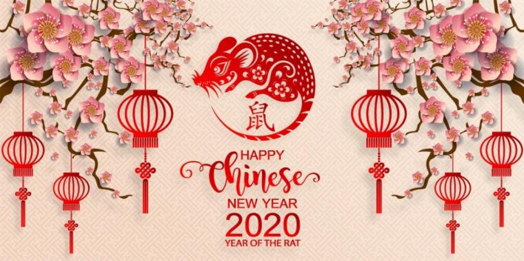 Chinese New Year 2020 Singapore New Year 2020 Hd Wallpaper
