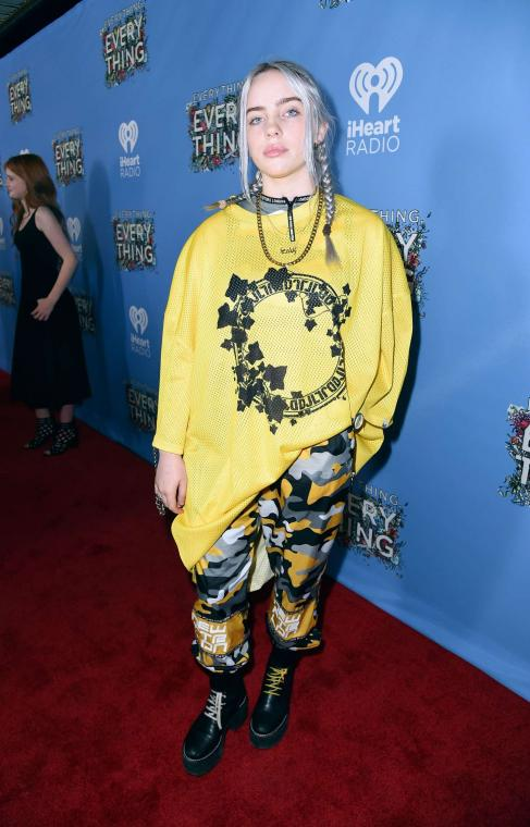Billie Eilish Everything Everything Screening  07   GotCeleb