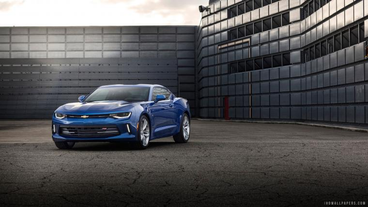 Chevrolet Camaro 2016 Car HD Wallpaper   iHD Wallpapers