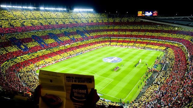 Camp Nou HD Wallpaper Fc Barcelona Photo