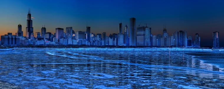 Chicago Dual Monitor Wallpapers HD Wallpapers