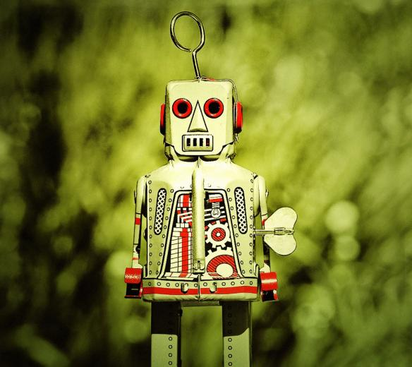 Retro Robot Wallpapers Retro Robot