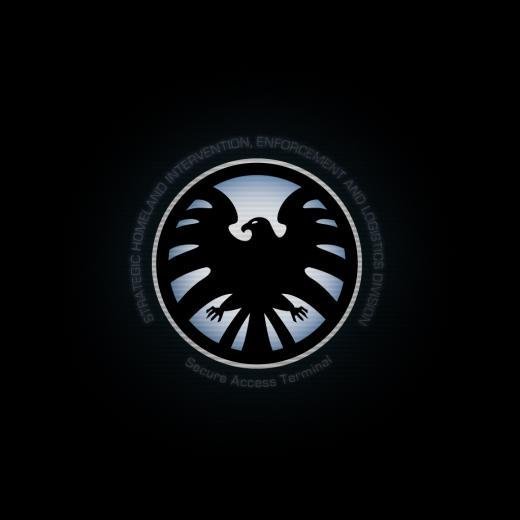 Marvel Shield Logo Wallpaper Avengers Logo Wallpaper Iphone