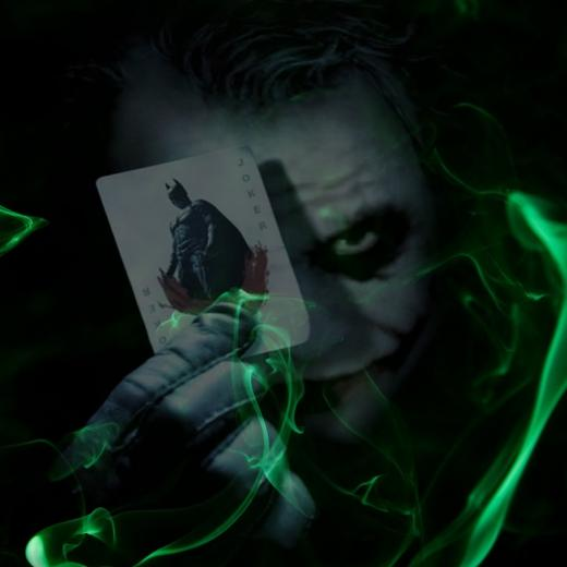Joker Plays Batman Poker iPad Wallpapers Download