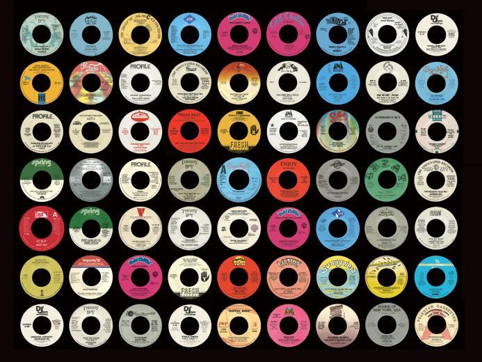 Vinyl Records Wallpaper