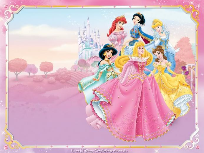 disney wallpaper Disney Princess Wallpaper