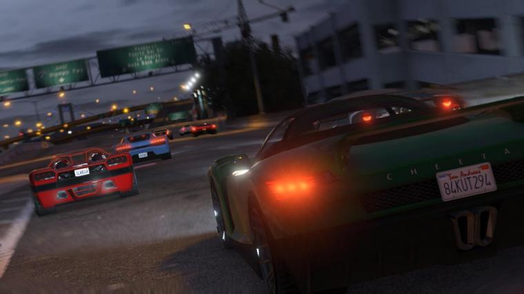 GTA Online supports 16 players cash for cash microtransactions