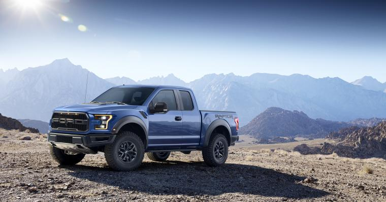 All New F 150 Raptor Is Fords Toughest Smartest Most Capable