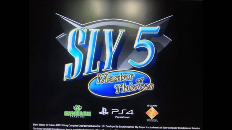 Sly 5 Master Of Thieves