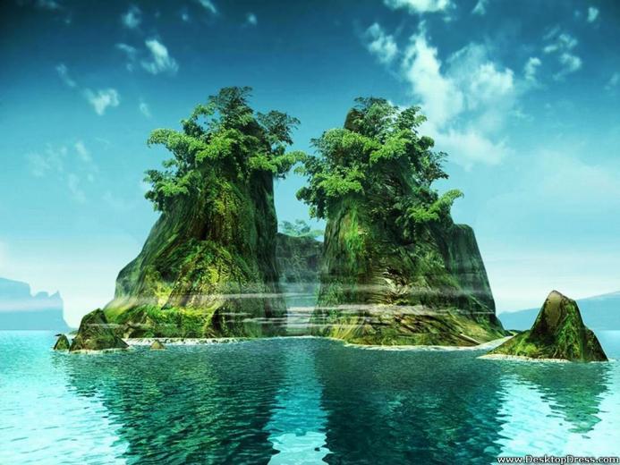 Desktop Wallpapers 187 Natural Backgrounds 187 Island 187 www