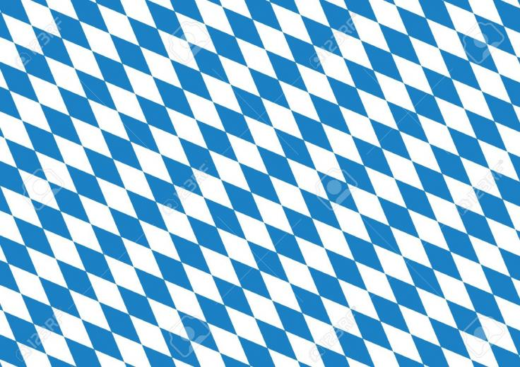 Oktoberfest Blue Background Royalty Cliparts Vectors And