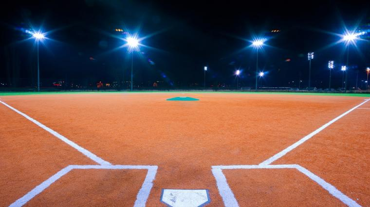 Download Baseball Stadium Wallpaper