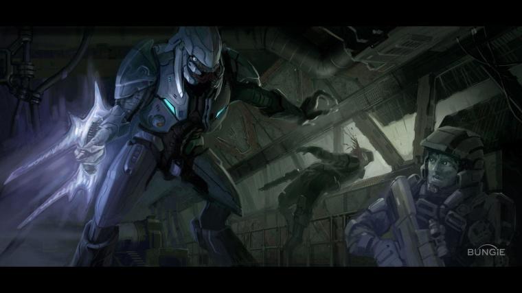 Halo 4 Elite Wallpaper 76 images
