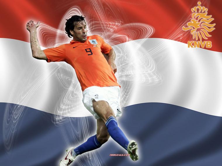 Ruud van Nistelrooy wallpapers 1000 Goals