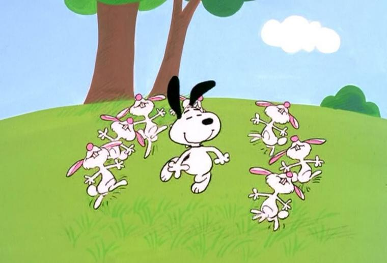 Peanuts Easter Wallpapers
