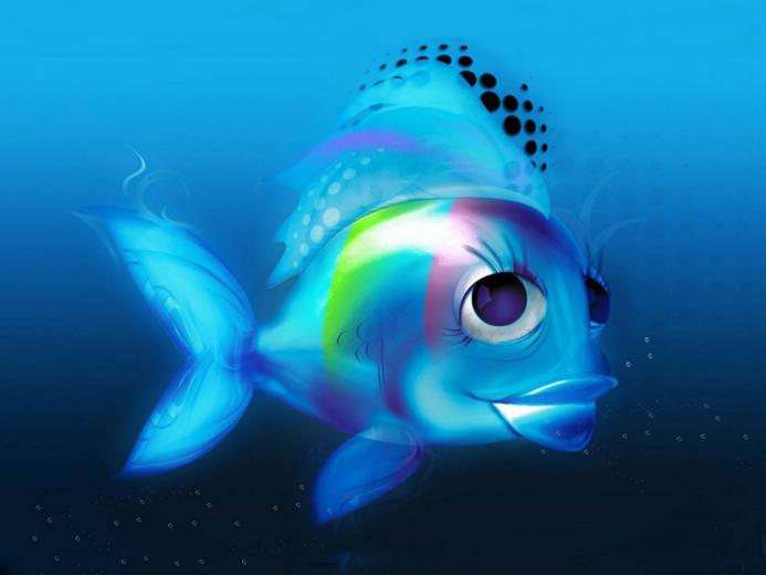Tag 3D Fish Wallpapers Images Photos Pictures and Backgrounds for