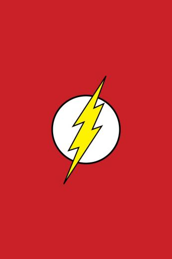 flash HD Wallpaper for iphone 4iphone 4S   Download Logo flash