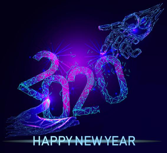 500 Best Happy New Year 2020 Wallpaper Background Images Ideas