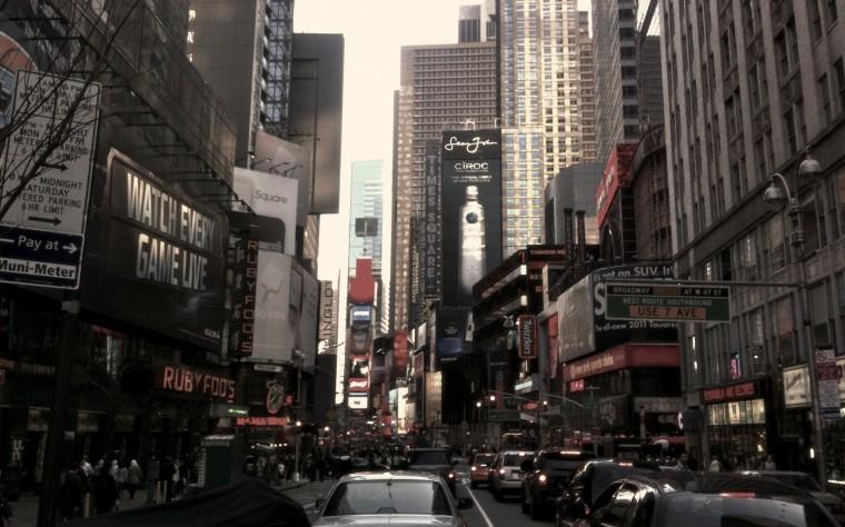Theme Bin Blog Archive New York City HD Wallpaper