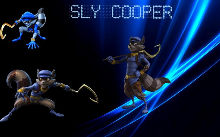 Sly Cooper wallpaper by Mordecai9999