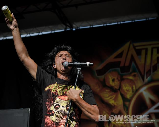 Anthrax Band Live