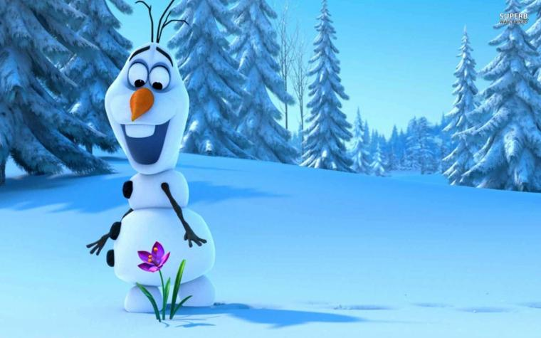 Image for Olaf Frozen wallpaper