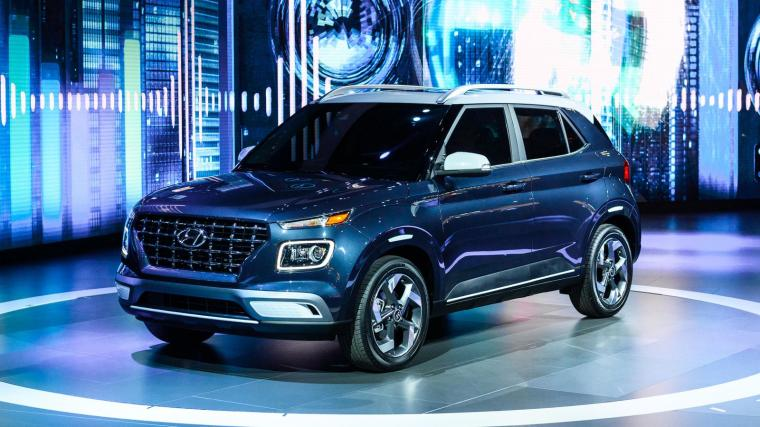 Hyundai venue Hyundai Launches new SUV whats trending