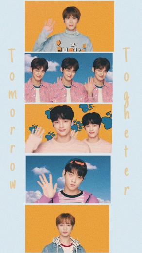 TXT TOMORROW X TOGETHER MV CROWN K pop
