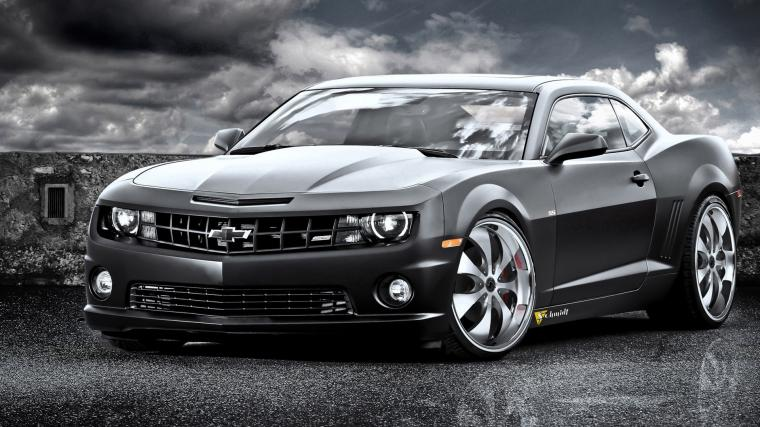 Chevrolet Camaro SS Wallpapers HD Wallpapers