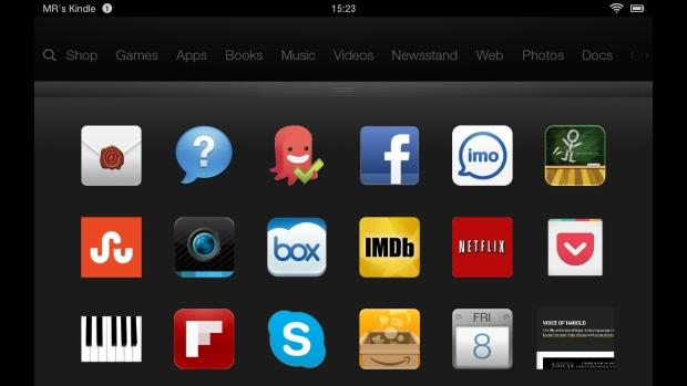 Can You Change Your Wallpaper On The Kindle Fire Hd