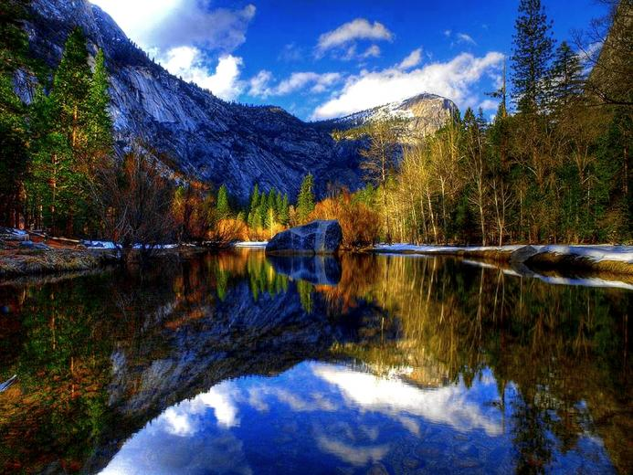 31 2015 By Stephen Comments Off on Yosemite National Park Wallpapers