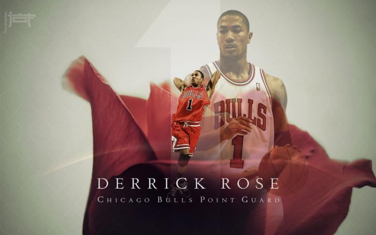 Derrick Rose basketball wallpapers NBA Wallpapers Basket Ball