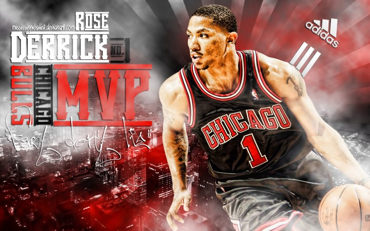 Derrick Rose Wallpaper 2012 Hd wallpaper   424901