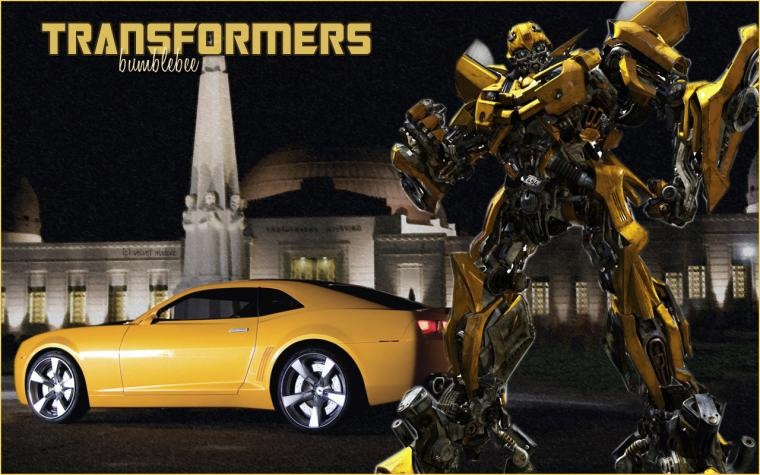 Bumblebee   Transformers Wallpaper 10217501