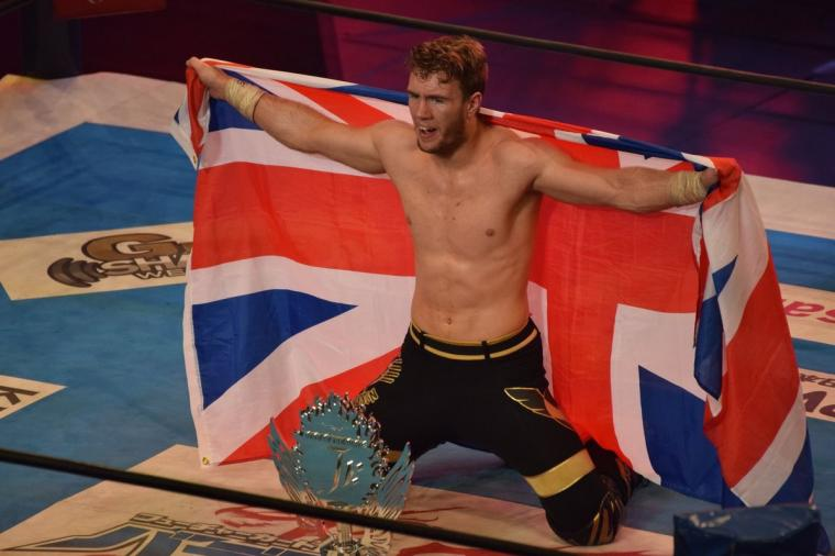 Will Ospreay shoots on the IWC tells his detractors to get with