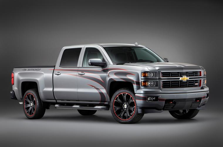 Chevy SEMA Truck Concepts 2013 Photo Gallery   Autoblog