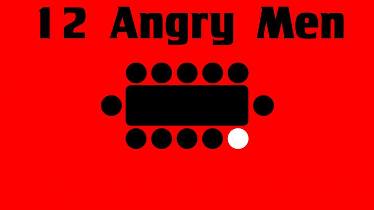 4 12 Angry Men HD Wallpapers Background Images