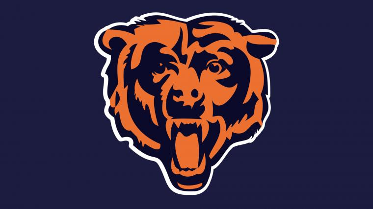 blinds wallpaper sports field chicago bears bear image