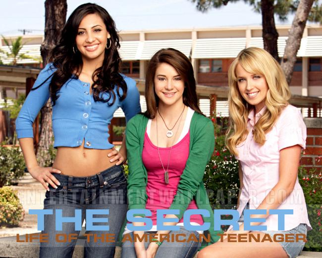 The Secret Life of the American Teenager Wallpaper   20018476