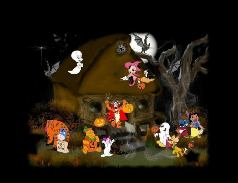 Disney Halloween Wallpapers Halloween Movie