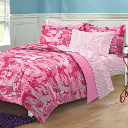 Camo Bedroom Ideas Pink camouflage bedroom decor